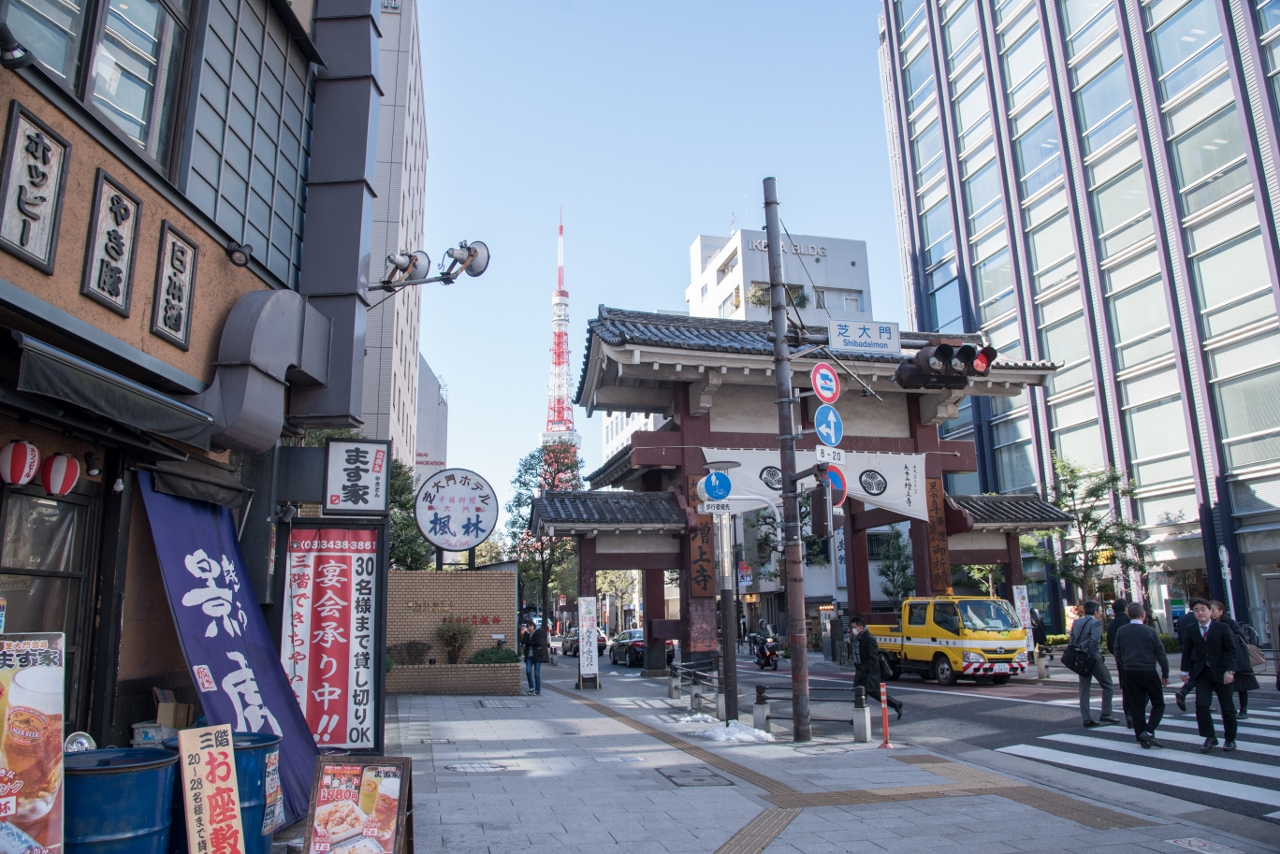 SHINETSU Shiba Daimon