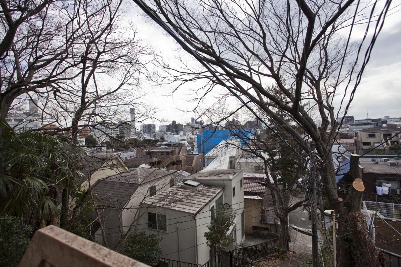 Yoyogi Uehara Mansion